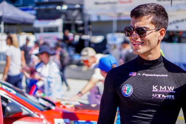 Alex Alexandre Papadopulos IMSA Driver Fotry7 Motorsports Michelin Pilot Challenge 2020 TCR Hyundai